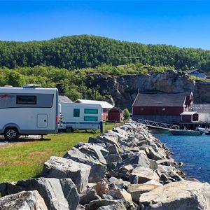 © Skrolsvik Kystferie, Caravans
