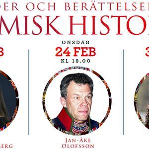 Bilder och berättelser om samisk historia