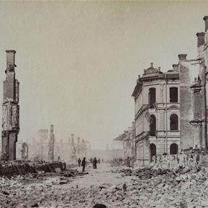 Digitalt föredrag: Sundsvallsbranden 1888