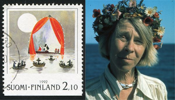 Tove Jansson och havet