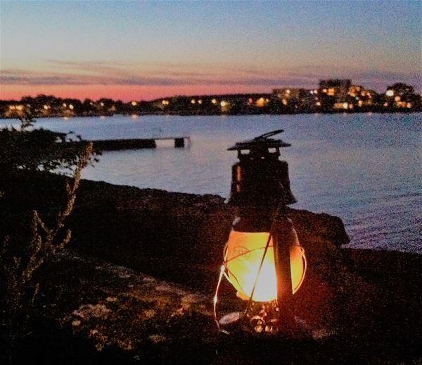 Farliga rackare och elaka spöken - en mörkervandring i Kalmar stad