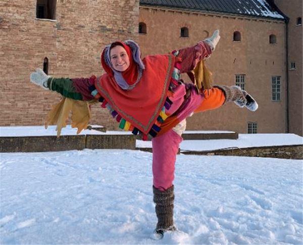 Sportlovet på Kalmar slott