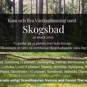 Fira våren med Skogsbad