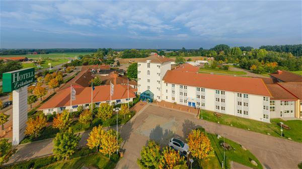 Hotell Erikslund verwöhnen Sie mit Komfort und Service!