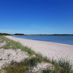 Östergarn Strand vermietet Plätze