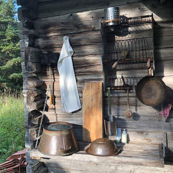 Wålstedts Gård Fäbodstuga - Fäboro