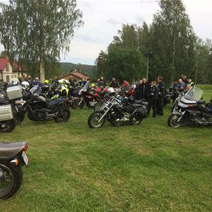 Tisdagstur  med The Twin Club Falun