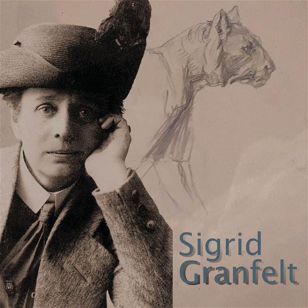 Temaguidning: Sigrid Granfelt i Ålands konstmuseum