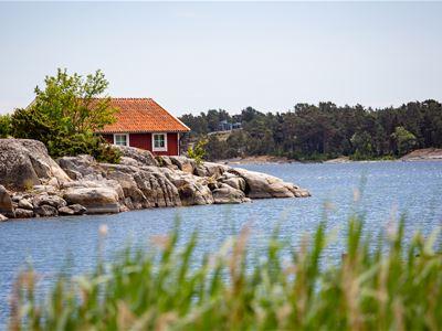 Öluffa i Stockholms skärgård