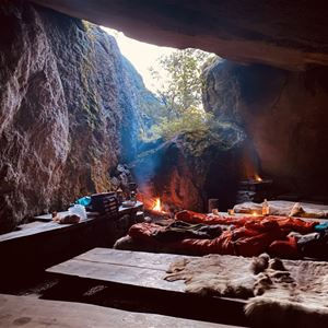 The Stone Age Cave | Melkevoll Bretun