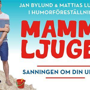 MAMMA LJUGER - sanningen om din uppväxt