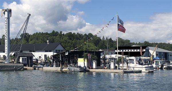 Dyvik Marina - fullservicemarinan