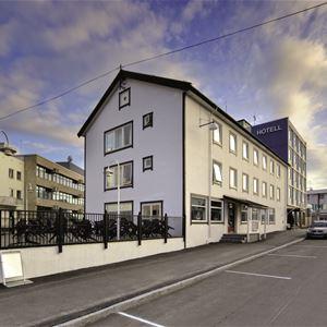 © Finnsnes Hotell, The outside of Finnsnes Hotell