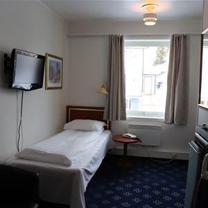 © Finnsnes Hotell, Enkeltrom Finnsnes Hotell