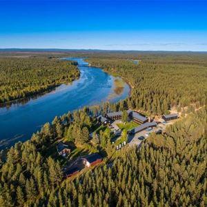 STF Arctic River Lodge
