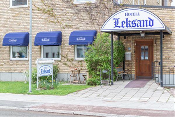 Hotell Leksand exteriör bild.