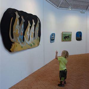 Utställning: Ölands Folkhögskola
