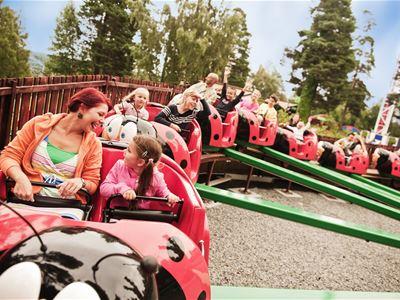 Tusenfryd vårpakke April, Mai, Juni - Dagen er din i Norges største fornøyelsespark
