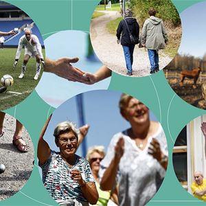 Idrott för äldre - Digital föreläsning om kost och hälsa