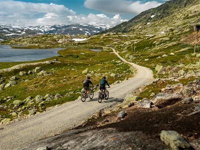Rallarvegen - Norges vakreste sykkeltur