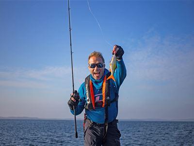 Fiskepaket på Åland