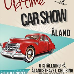 Old Time Car Show Åland & Cruising