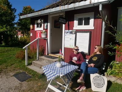 """Half day trip Ulefoss """"Culture and history by the canal"""" (Boat first)"""