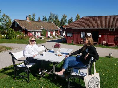 Halvdagstur Ulefoss «Kulturhistorisk smakebit» (Buss først)
