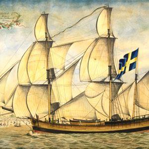 En tidsmaskin till 1700-talet