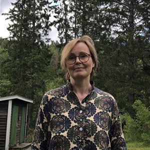 Författarbesök Anneli Furmark