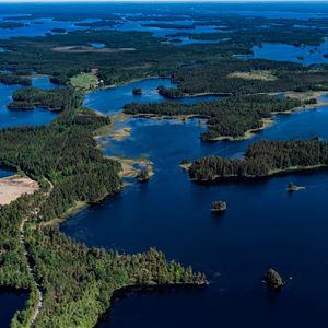 Friluftslivets år - månadens tips: Åsnens nationalpark