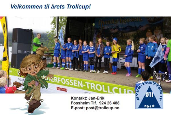 Trollcup fotballturnering i Hafjell