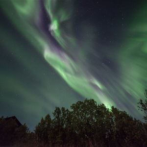Aurora Adventure AS,  © Jem Burrows Nightscape Photography, Northern Lights Above the Cabin