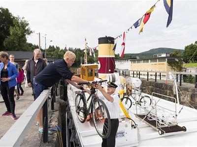 Lunde Vandrerhjem - Bike trip 50 km