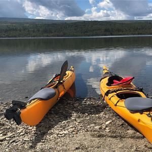PULS, Kajak & Kanotuthyrning i Funäsdalssjön