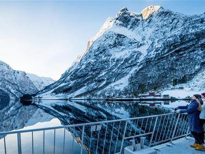 Naeroyfjord Round Trip - Start Gudvangen