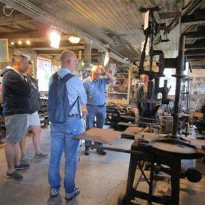 Bergdala glastekniska museum