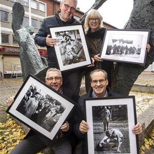 Jörgen Svendsen, Fyra pressfotografer