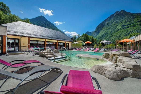 © Les Marronniers, HPCV4 - Village vacances avec espace balnéo