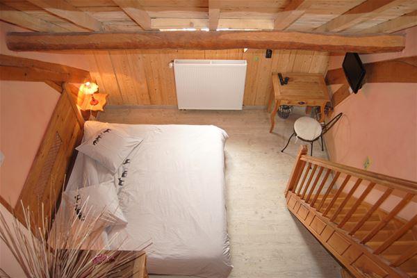 © Theil Patrick, HPCH74 - Les belles chambres d'hôtes et le berger