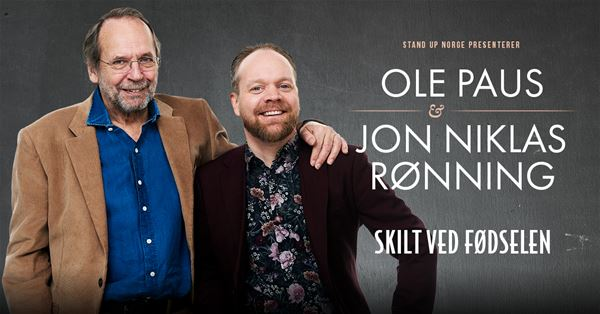 Ole Paus & Jon Niklas Rønning