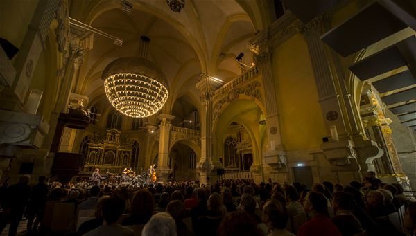 Les Noces de Saba - Les Musicales de Normandie