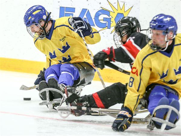 B-VM i paraishockey 2021