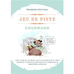 Jeu de piste Gourmand du rat Belais par Montpellier Wine Tours