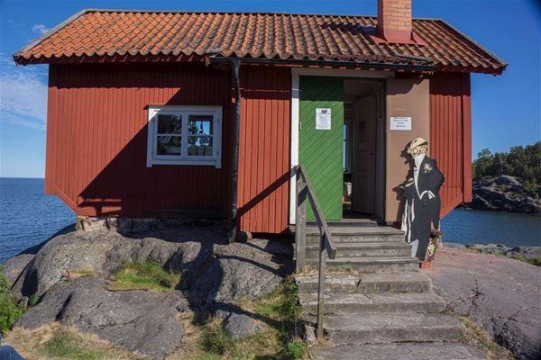 Albert Engströms museum, Författarmöte