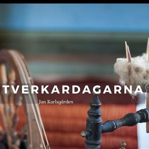 Traditional crafts at Jan Karlsgården open-air museum