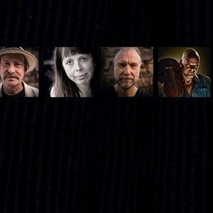 Collage på medlemmarna i gruppen Groupa.