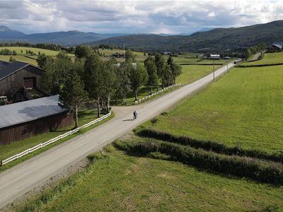 5 dagers sykkeltur Alvdal- Røros