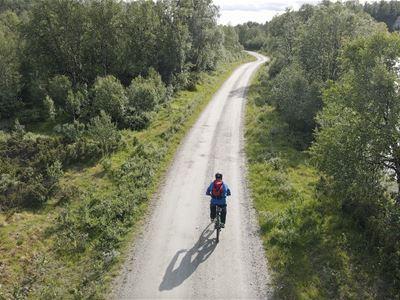 5 dagers sykkeltur Røros- Alvdal