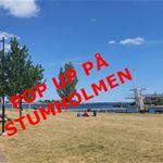 Pop up på Stumholmen